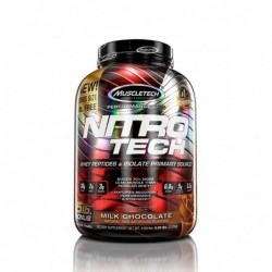 Proteina Nitro-Tech Performance 5 Lbs 2.27 kg Muscletech