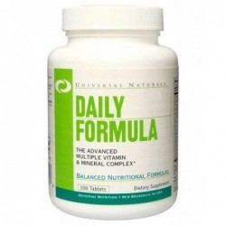 Universal Daily Formula 100 tablets