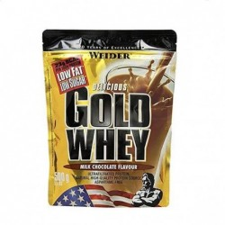 Weider Delicious Gold Whey Protein 500 gramas